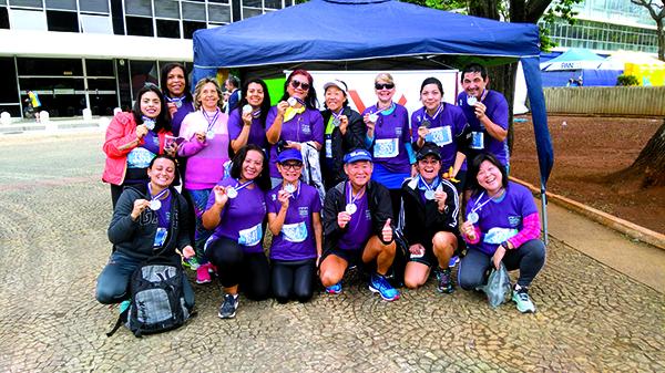 Associados participam da 23º Corrida do Centro Histórico de São Paulo