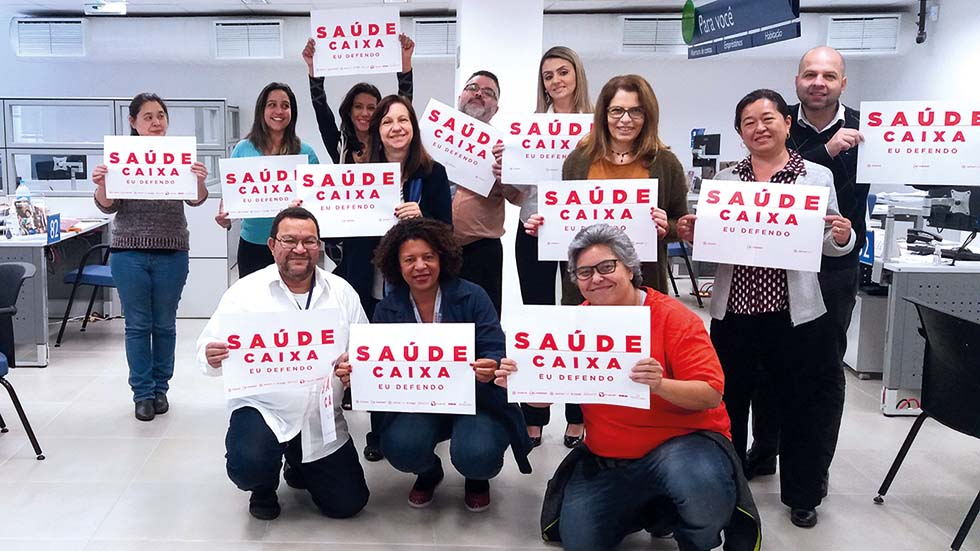 """Campanha """"Saúde Caixa para todos"""" é lançada nesta quarta-feira (14)"""
