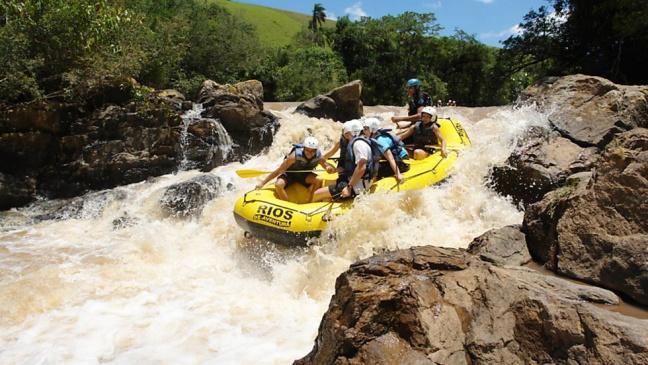 #APCEFIndica: aventure-se no rafting, em Socorro