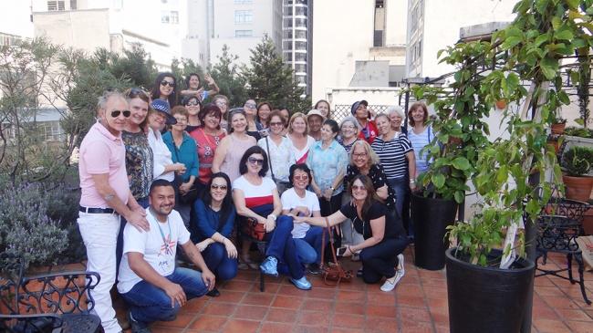 Associados exploram São Paulo em APCEF nos Passos da Cultura