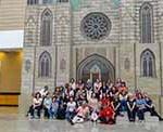 APCEF de Portas Abertas – Visita ao Mosteiro de São Bento