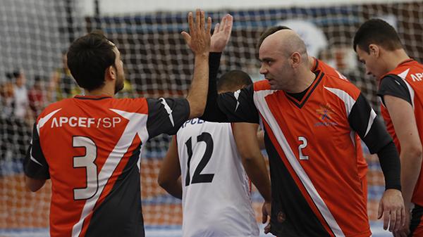 APCEF/SP participa do 1° Torneio da Amizade de Vôlei Masculino