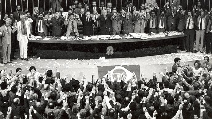 30 anos de marco histórico: a Constituição Cidadã do Brasil