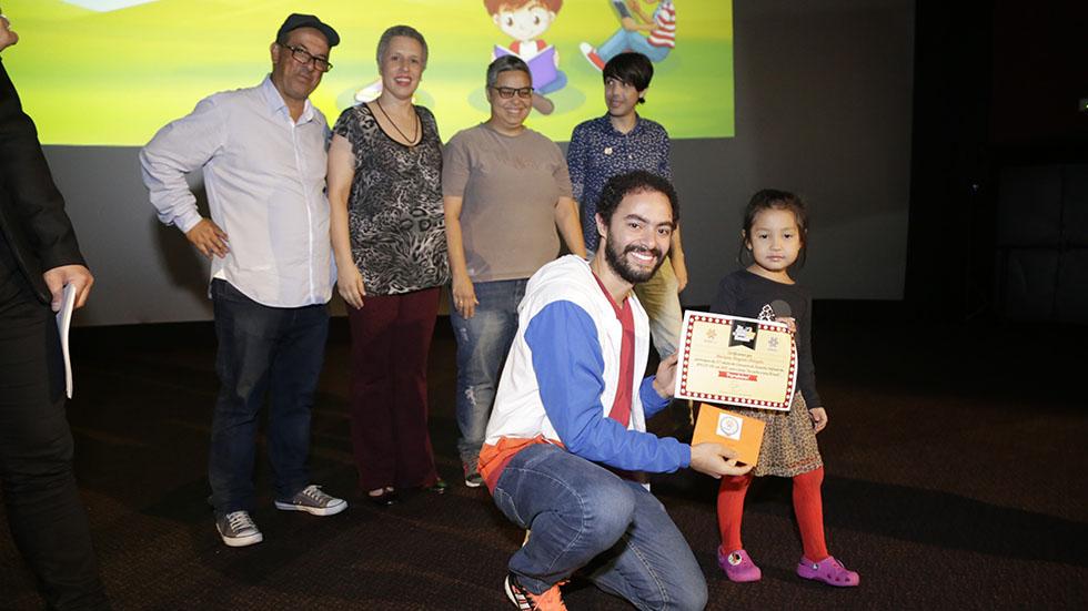 Participe da festa de premiação do Concurso de Desenho