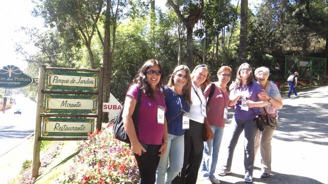Associados visitam cidades do interior paulista em excursão
