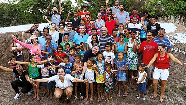 Ajude a construção da Casa da Farinha, em Belágua (MA)