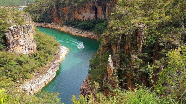 Em novembro tem excursão para Capitólio, em Minas Gerais