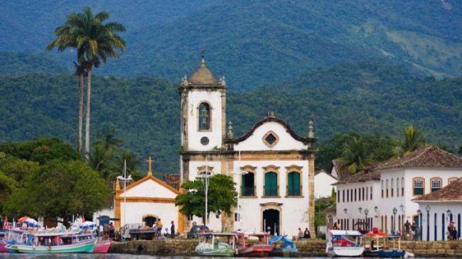 #APCEFIndica: visite Paraty em excursão da Bilheteria.com