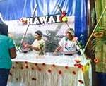 Festa do Havai em Suarão