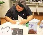 """Lançamento do Livro """"Fantasmas"""" de Gledson Sousa"""