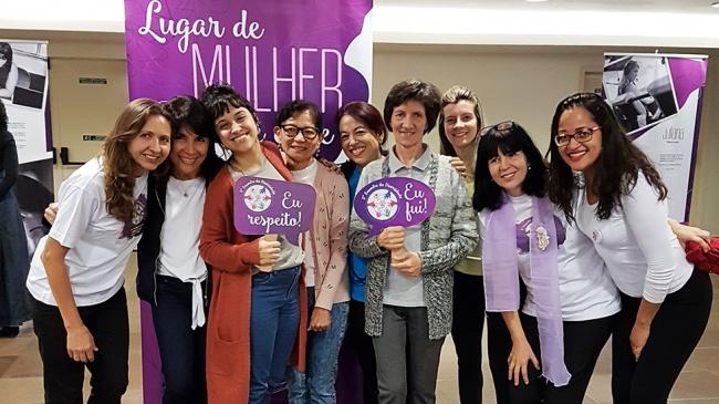 Encontro da Diversidade reúne associados para debater violência contra a mulher