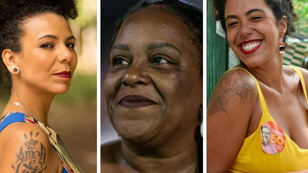Cresce número de mulheres negras eleitas
