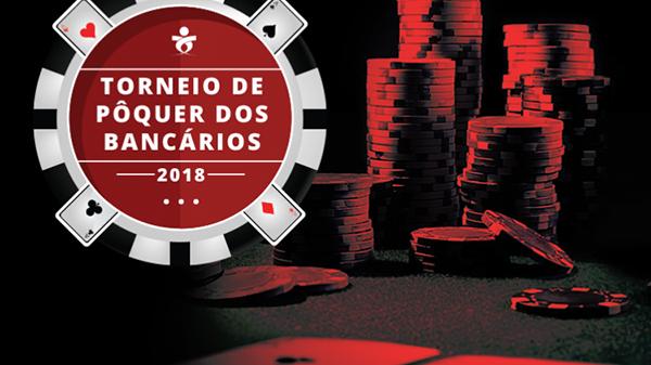 Participe do Torneio de Pôquer dos Bancários 2018