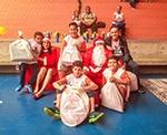 APCEF Cidadã – Entrega de Presente para as crianças da ONG Moradia e Cidadania e Jornada do Bem