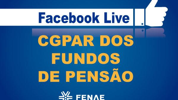 """Fenae debate impactos da """"CGPAR dos Fundos de Pensão"""" em live"""