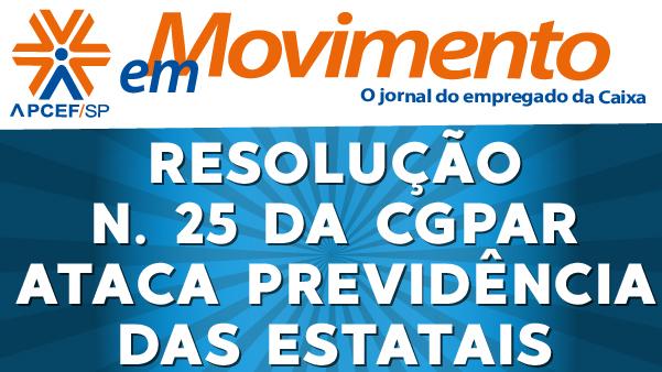 Confira a edição n. 1.294 do jornal APCEF em Movimento