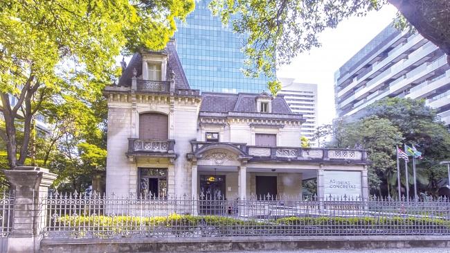 #APCEFIndica: Casa da Rosas, na Avenida Paulista