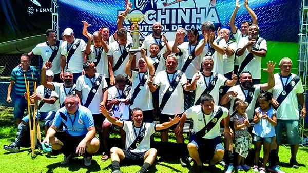 Quarta Total é o vencedor da Copa Rochinha de Futebol de Campo
