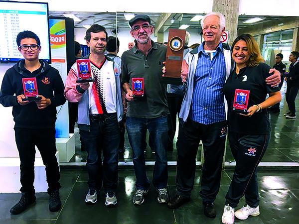 Confira a classificação final do Torneio Preparatório de Xadrez