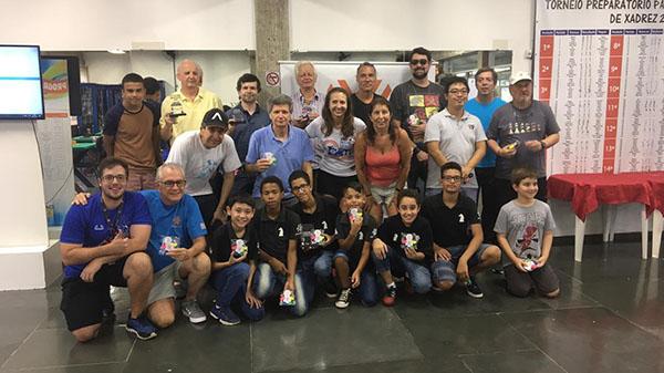 dd9a5a9fc968b Torneio de Abertura de Xadrez prepara jogadores para o Interclubes