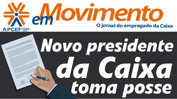 Confira a edição n. 1.298 do jornal APCEF em Movimento