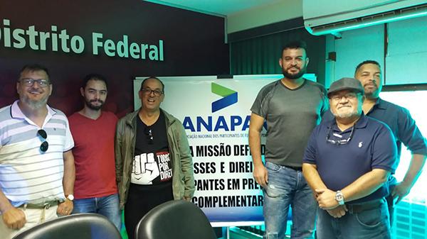 Diretores da APCEF/SP participam de seminário sobre a CGPAR 25