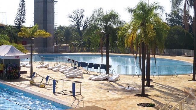 Sesi Ribeirão Preto oferece área de lazer e atividades esportivas