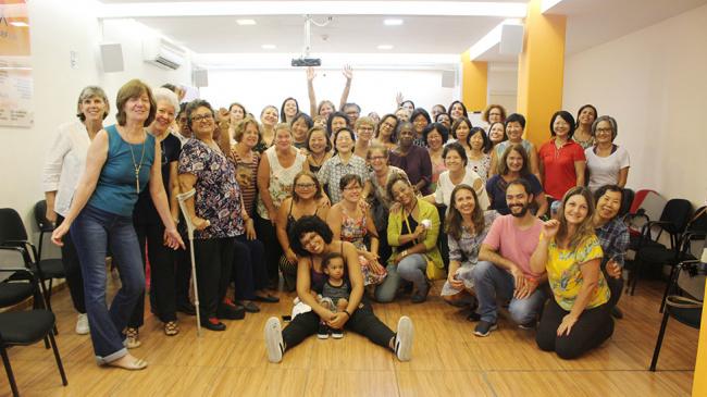 APCEF de Portas Abertas celebra o Dia Internacional da Mulher