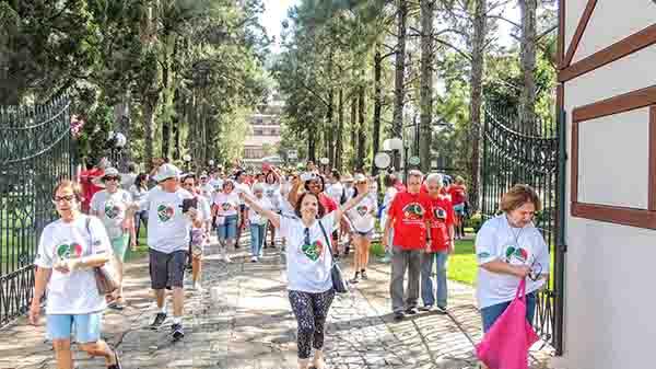 Excursão para Mira Serra é destaque do mês de março