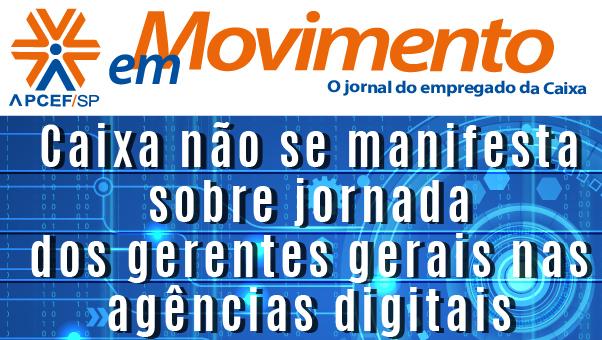 Confira a edição n. 1.313 do jornal APCEF em Movimento