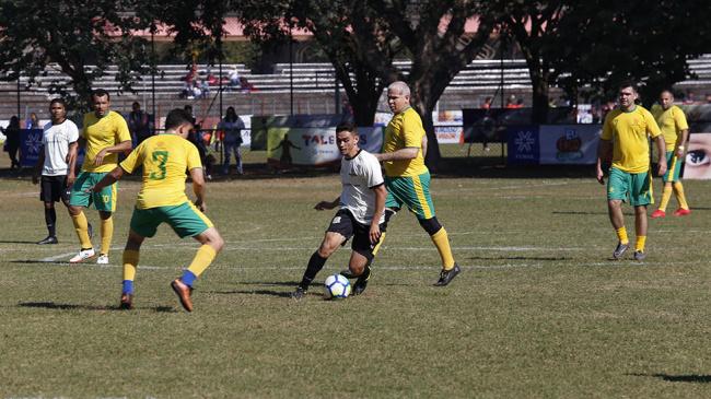 Torneio de Futebol Society começa dia 11 de maio