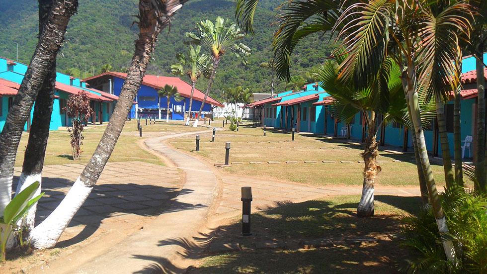 Colônia de Ubatuba fecha para manutenção em junho
