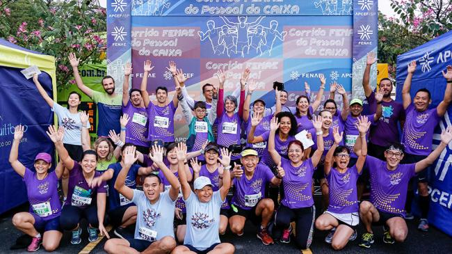 Corrida Fenae – etapa GRAACC tem recorde de inscritos