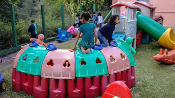 Movimento Solidário entrega doação ao Lar das Crianças