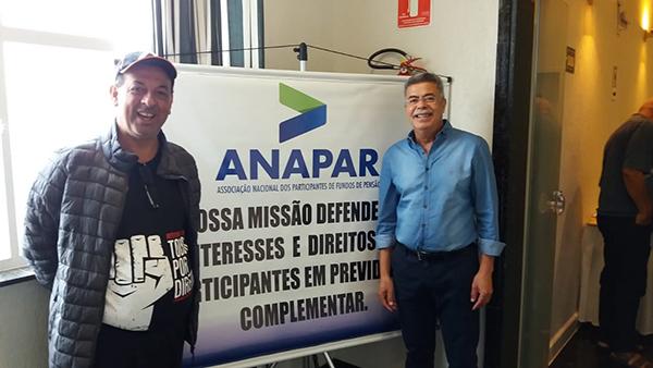 Congresso da Anapar elege novo diretor regional de São Paulo