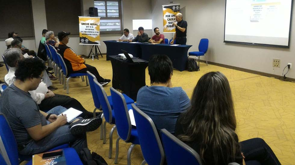 Previdência: seminário apresenta alternativas à PEC 06/2019