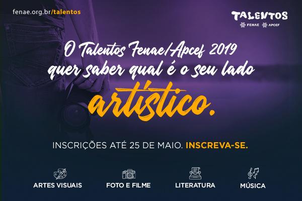 Aposentados da Caixa podem se inscrever para o Talentos 2019 nos Jogos da Fenacef
