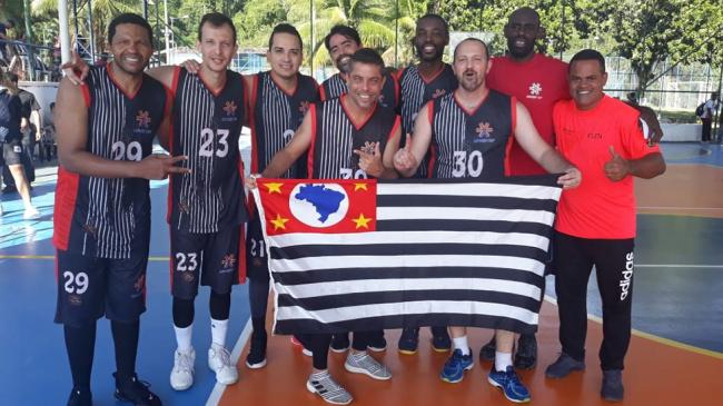 São Paulo conquista 47 medalhas nos Jogos do Sudeste 2019