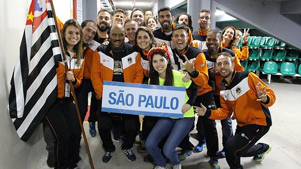 Torça pela delegação paulista nos Jogos do Sudeste 2019
