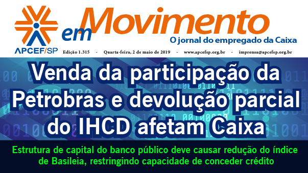 Confira a edição n. 1.322 do jornal APCEF em Movimento