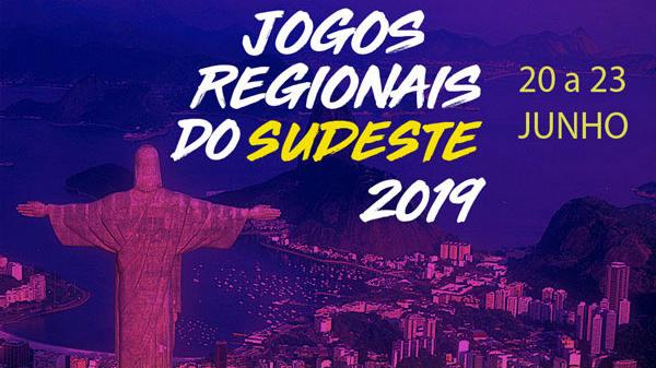 Edição 2019 dos Jogos Regionais Sudeste será aberta nesta quinta-feira no Rio de Janeiro