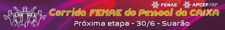 Corrida Fenae - Cecom