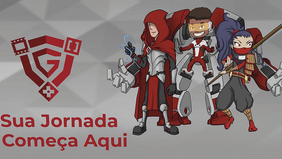 #APCEFIndica Escola Guilda de artes, games e mídias digitais