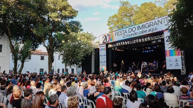 #APCEFIndica 24ª Festa do Imigrante, na capital