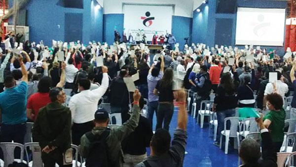 Bancários de São Paulo decidem, em assembleia, aderir à greve geral