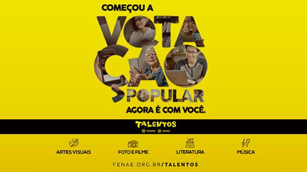 Aberta votação popular nas obras do Talentos Fenae/APCEF