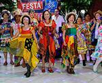 Festa Junina dos Aposentados em Suarão