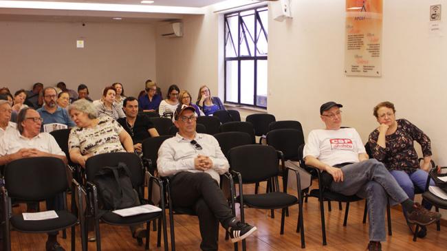 Aposentados elegem delegação para Congresso Estadual