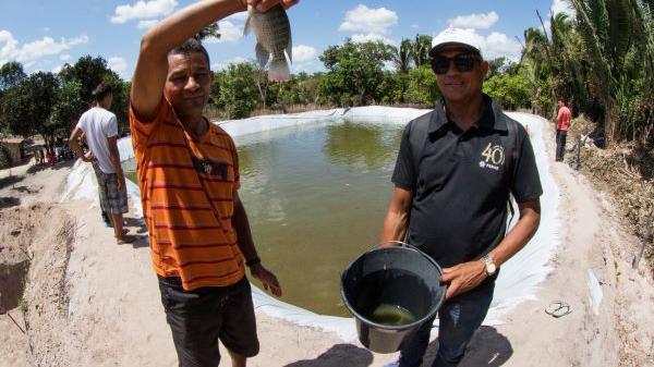 Belágua quatro anos: projetos alavancam economia solidária no município