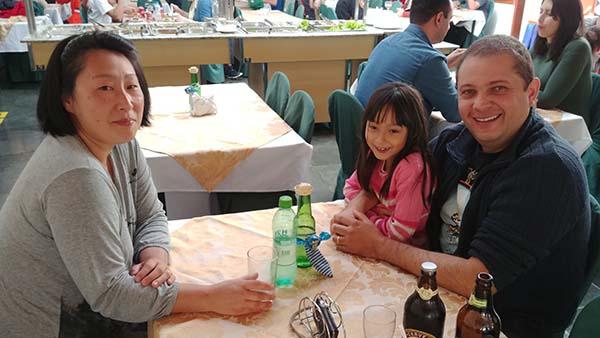 APCEF faz promoção nas Colônias para o Dia dos Pais